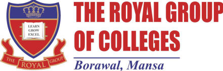 THE ROYAL GROUP OF COLLEGES